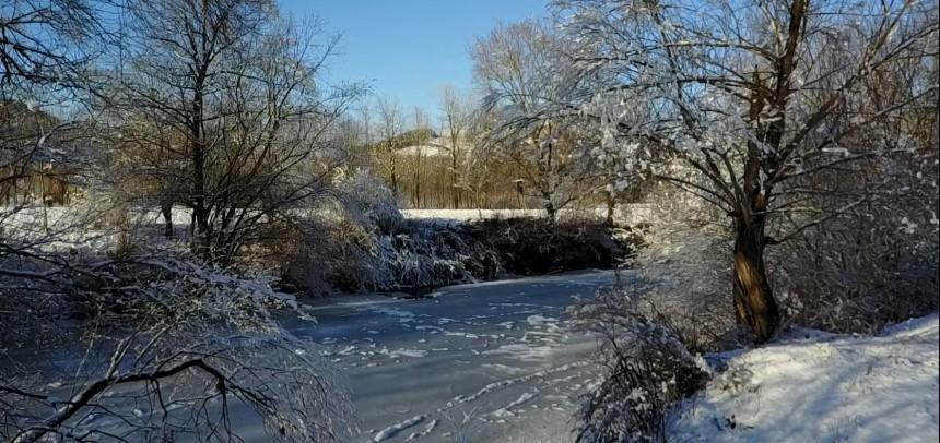 Winter in der Südsteiermark